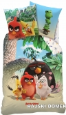 Pościel ANGRY BIRDS MOVIE PALM BEACH 140x200 (70x90)